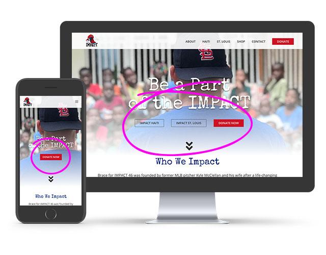 Responsive Web Design: Brace for IMPACT 46 Screens