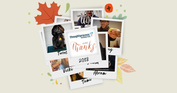 TPI Gives Thanks